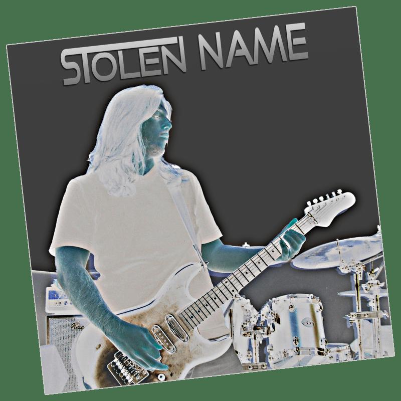 Stolen Name - rock band